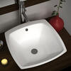 Tilly Square Surface Top Basin straight Countertop High Quality
