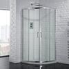 Venturi 6 Double  Door offset Quadrant Shower Enclosure 6mm Easy Clean - 178409