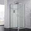 Venturi 6 Double Door Shower Quadrant Enclosure 6mm Easy Clean - 178408