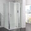 Venturi 6 Frameless Pivot Glass Shower Door 6mm Clean and Clear - 178410