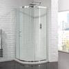 Venturi 6 Single Door Shower Quadrant Enclosure 900 6mm - 178415