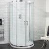 venturi 6 U Shaped Shower Quadrant 6mm - 178413