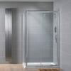 Venturi 8 Sliding Shower Door 1000 8mm clean and Clear glass - 178402