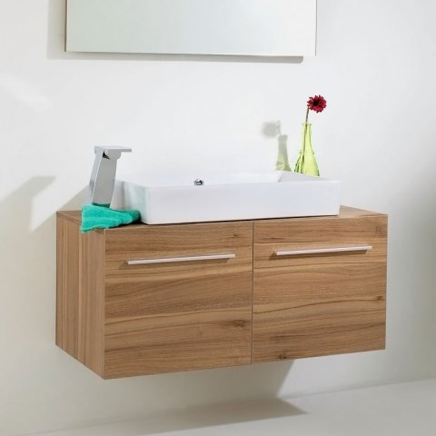 Wall Hung Vanity Units and Bathroom Furniture at Bathroom City