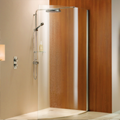 ACP1200 GG Wet Room Shower Panel from Matki Showering
